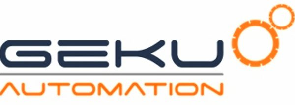 Geku Robotics & Automation Systems Logo Logo