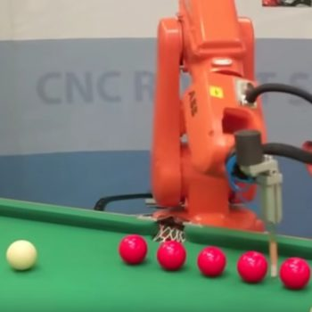 Snooker Robot