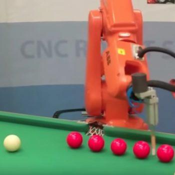 Snooker Robot