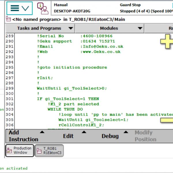 Abb Robot Code