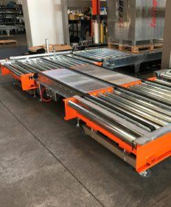 Roller Chain Conveyor2