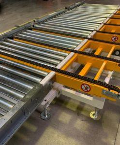 Roller Chain Conveyor4